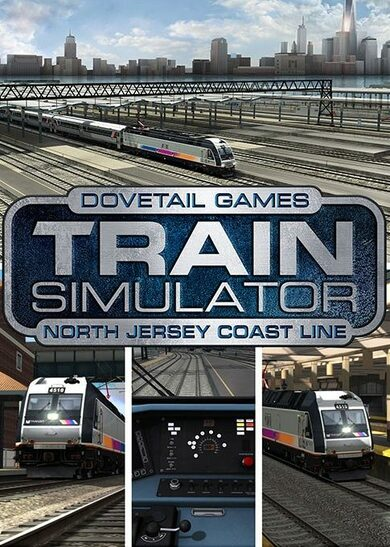 Train Simulator - North Jersey Coast Line Route Add-On (DLC) Steam Key EUROPE