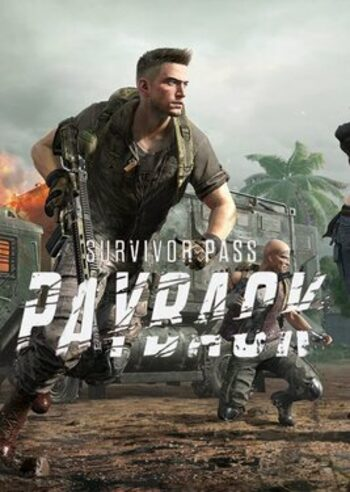 PUBG - Survivor Pass 8: Payback (DLC) Steam Key GLOBAL