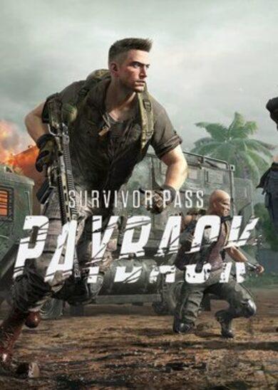 PUBG - Survivor Pass 8: Payback (DLC) Steam Key GLOBAL