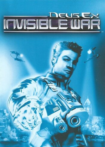 Deus Ex: Invisible War Steam Key GLOBAL