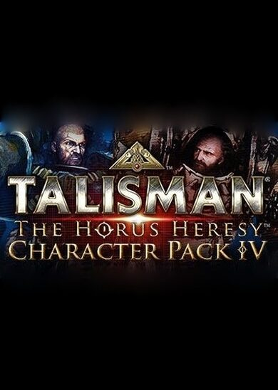 Talisman: The Horus Heresy - Heroes & Villains 4 (DLC) Steam Key GLOBAL