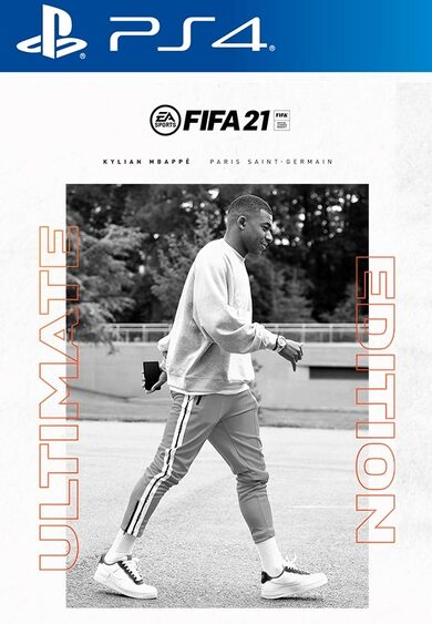 FIFA 21 Ultimate Edition Upgrade PS4