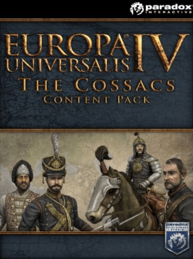 Europa Universalis IV - The Cossacks Content Pack (DLC) Steam Key GLOBAL