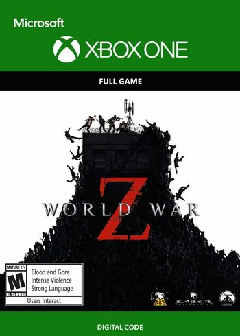 World War Z (Xbox One) Xbox Live Key UNITED STATES