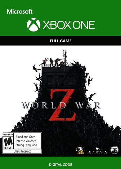 World War Z (Xbox One) Xbox Live Key EUROPE