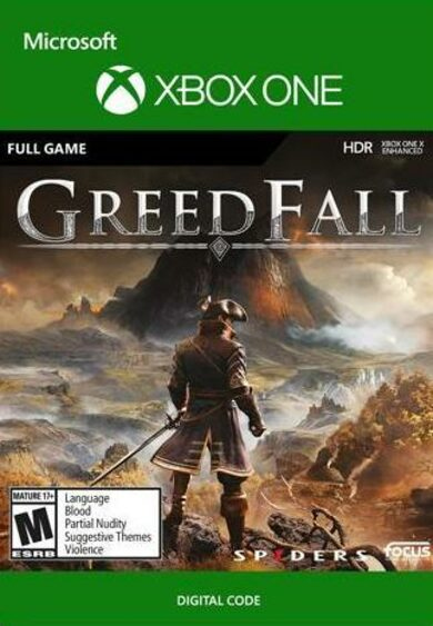 Greedfall (Xbox One) Xbox Live Key UNITED STATES