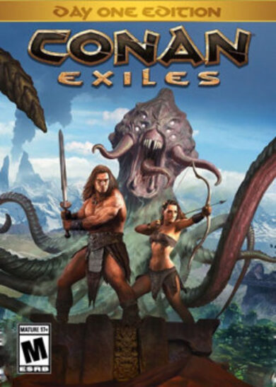 Conan Exiles (Day One Edition) Steam Key GLOBAL
