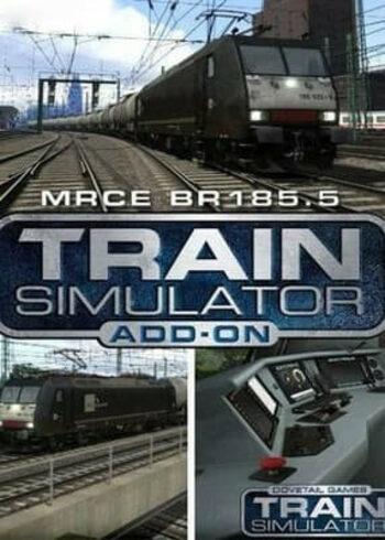 Train Simulator: MRCE BR 185.5 Loco (DLC) Steam Key GLOBAL