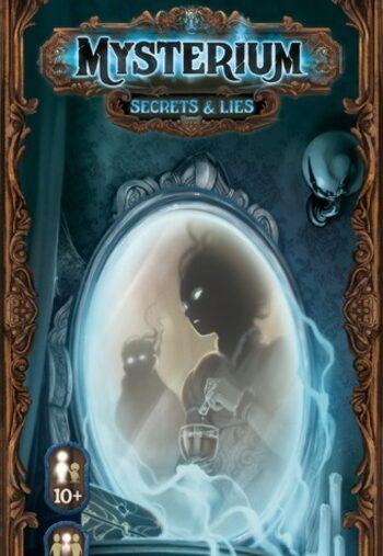 Mysterium - Secrets & Lies (DLC) Steam Key GLOBAL