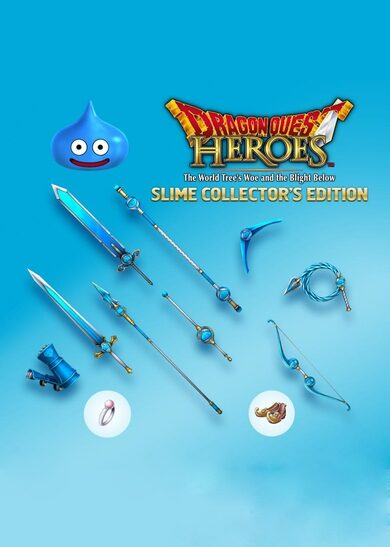Dragon Quest Heroes (Slime Edition) Steam Key GLOBAL