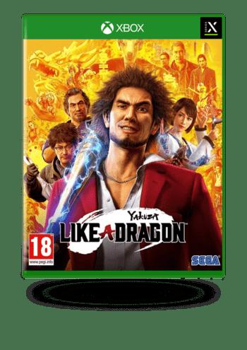 Yakuza: Like a Dragon Xbox Series X