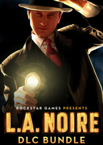 L.A. Noire: DLC Bundle Steam Key GLOBAL