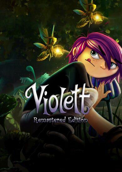 Violett Remastered Steam Key GLOBAL