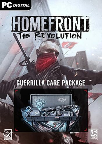 Homefront: The Revolution - The Guerrilla Care Package (DLC) Steam Key GLOBAL