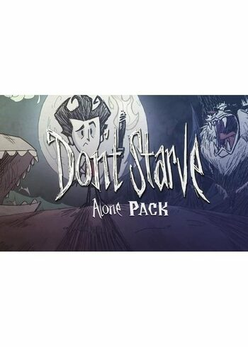 Don't Starve Alone Pack GOG.com Key GLOBAL