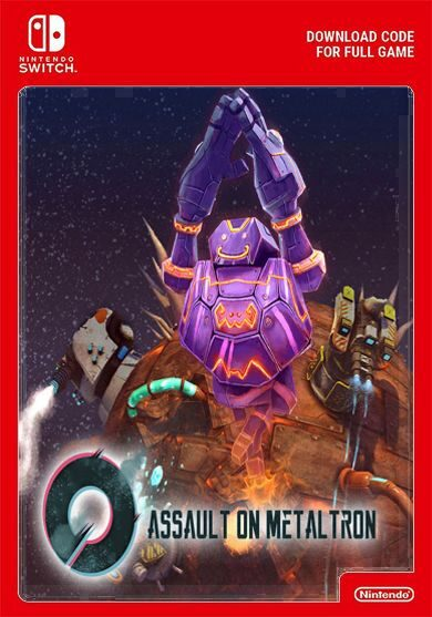 Assault On Metaltron (Nintendo Switch) eShop Key GLOBAL