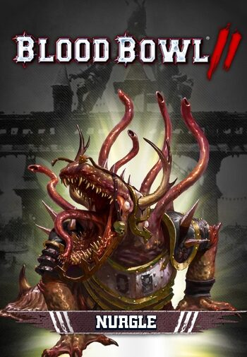 Blood Bowl 2 - Nurgle (DLC) Steam Key GLOBAL