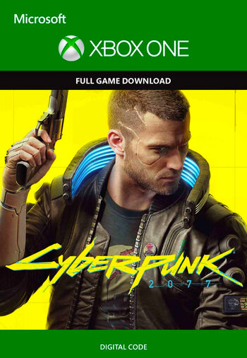Cyberpunk 2077 (Xbox One) Xbox Live Key EUROPE