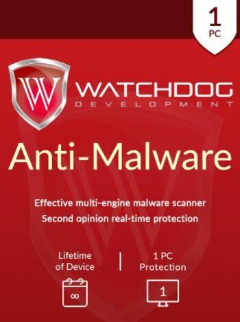Watchdog Anti-Malware - Lifetime 1 PC Key GLOBAL