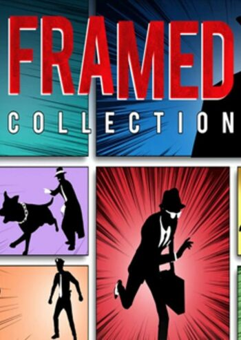 FRAMED Collection Steam Key EUROPE