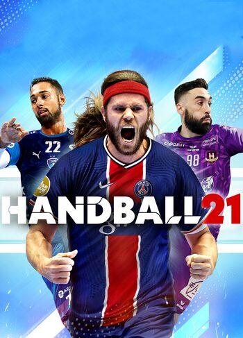 Handball 21 Steam Key GLOBAL