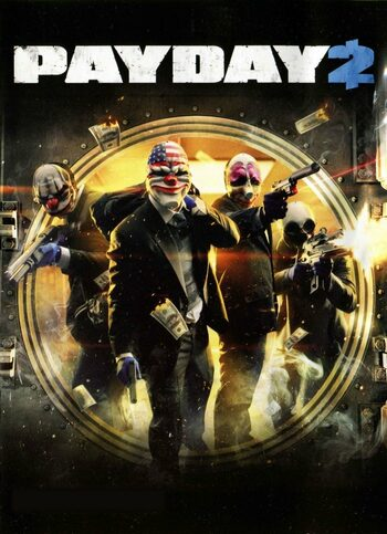 PayDay 2 Clave de Steam GLOBAL
