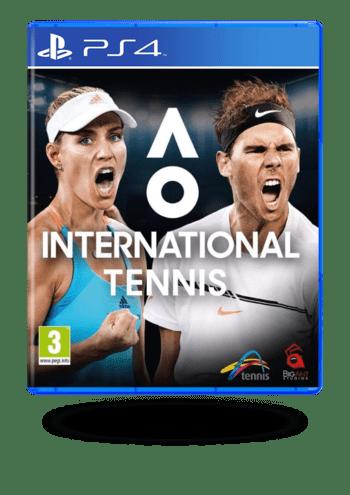 AO International Tennis PlayStation 4