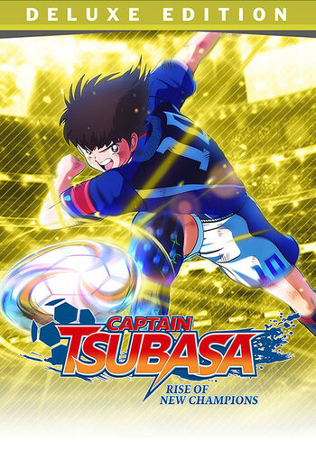 Captain Tsubasa: Rise of New Champions Deluxe Edition Steam Key GLOBAL