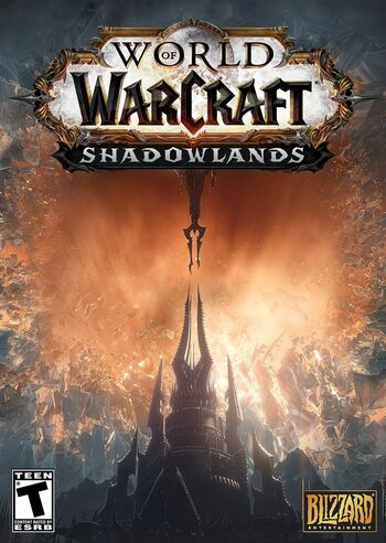 World of Warcraft : Shadowlands clé Battle.net EUROPE