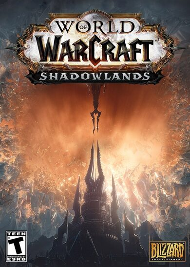 World of Warcraft: Shadowlands (Heroic Edition) Battle.net Key NORTH AMERICA