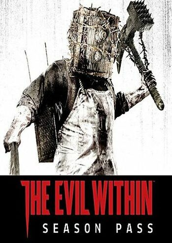 The Evil Within - Season Pass (DLC) Steam Key GLOBAL