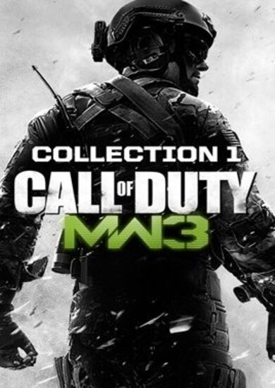 Call of Duty: Modern Warfare 3 - Collection 1 (DLC) Steam Key EUROPE