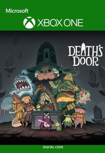 Death's Door Código de XBOX LIVE ARGENTINA