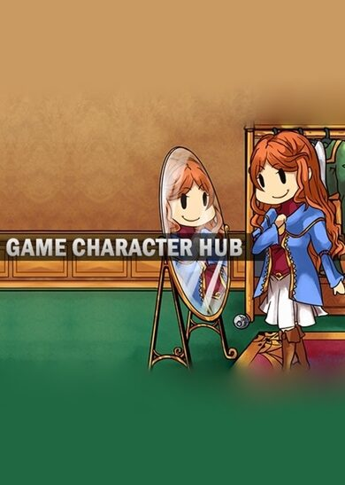 Game Character Hub Steam Key GLOBAL