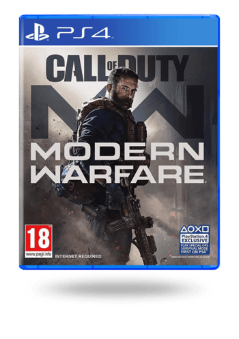 Call of Duty: Modern Warfare (2019) PlayStation 4