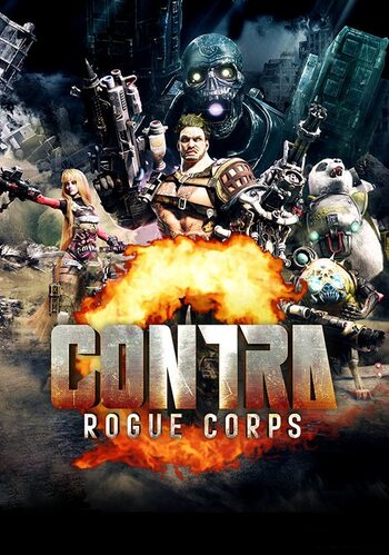 Contra: Rogue Corps Steam Key GLOBAL