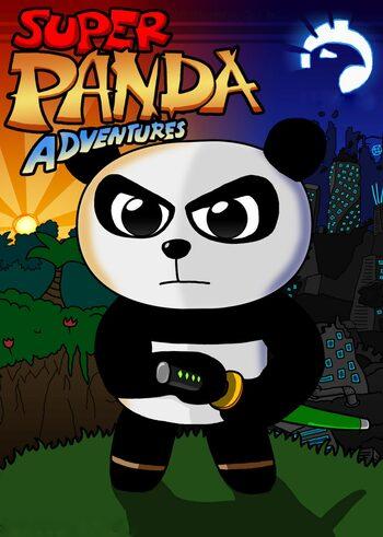 Super Panda Adventures Steam Key GLOBAL
