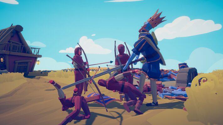 Buy Totally Accurate Battle Simulator Steam CD key! | ENEBA