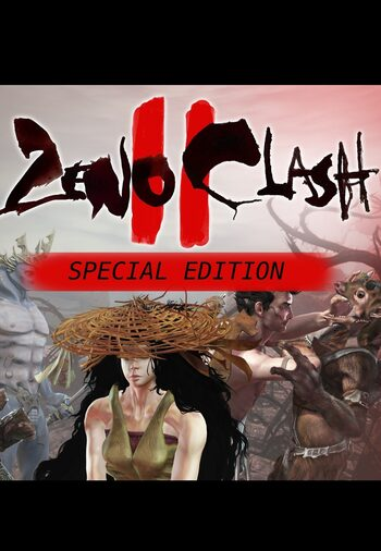 Zeno Clash 2 Special Edition Steam Key GLOBAL