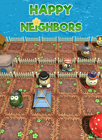 Happy Neighbors Steam Key GLOBAL