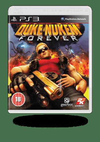 Duke Nukem Forever PlayStation 3