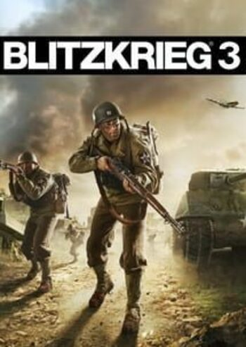 Blitzkrieg 3 - Digital Deluxe Edition Upgrade (DLC) Steam Key GLOBAL