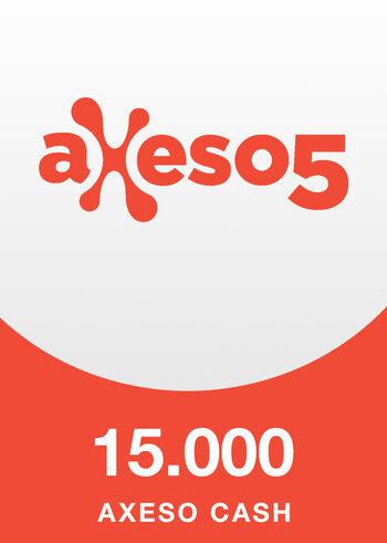 15000 Axeso Cash Key GLOBAL