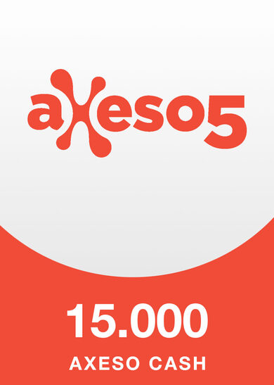 15000 Axeso Cash Key GLOBAL