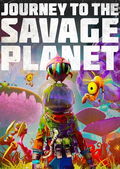 Journey to the Savage Planet Epic Games Key GLOBAL