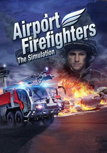 Airport Firefighters - The Simulation Steam Key GLOBAL
