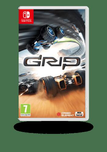 GRIP: Combat Racing Nintendo Switch