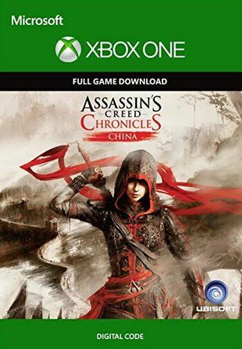 Assassin's Creed Chronicles: China XBOX LIVE Key UNITED STATES