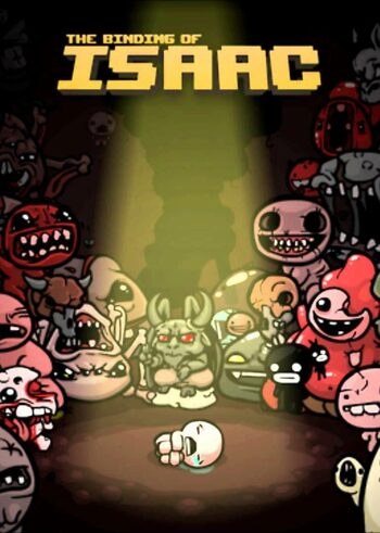 The Binding of Isaac + Wrath of the Lamb (DLC) Steam Key GLOBAL