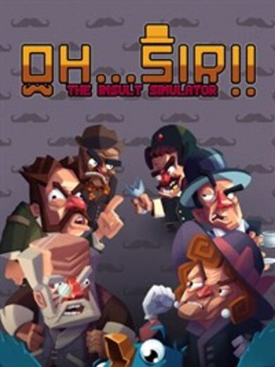 Oh...Sir!! The Insult Simulator Steam Key GLOBAL фото